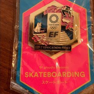 TOKYO OLYMPICS SKATEBOARDING Collectors item